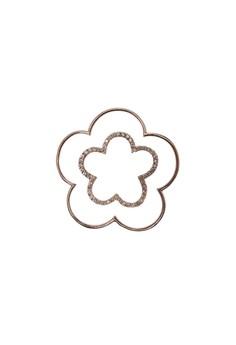 Flower Outline Pendant