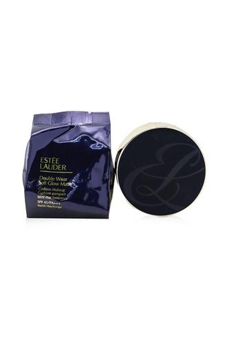 Estée Lauder ESTÉE LAUDER - Double Wear Soft Glow Matte Cushion Makeup SPF 45 With Extra Refill - # 1W1 Bone 2x 12g/0.42oz 71B75BE4A34CF9GS_1