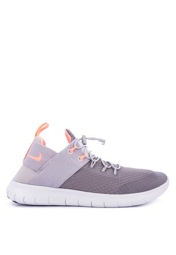 Nike grey Women's Nike Free RN Commuter 2017 Running Shoes F42FASH0FFC48FGS_1