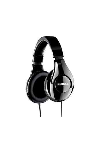 Shure black Shure SRH240-A Professional Around-Ear Stereo Headphones BD01BES81B601CGS_1
