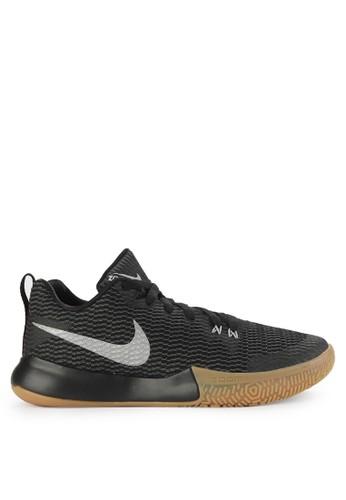 Nike black Nike Zoom Live Ii Shoes 39C5CSH6421340GS_1
