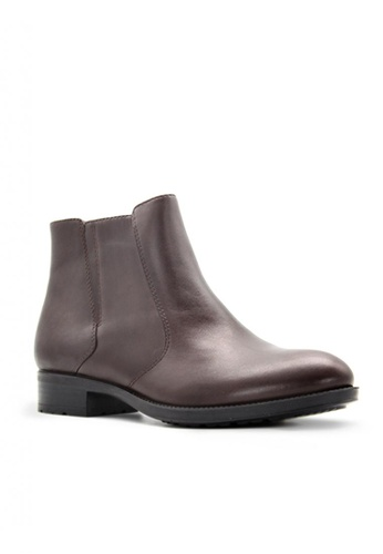 Hush Puppies brown Womens Boots Quoarra 39470SH6A375FBGS_1