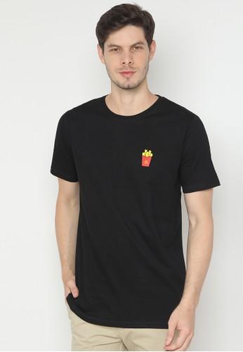 French Fries - Black - Minarno