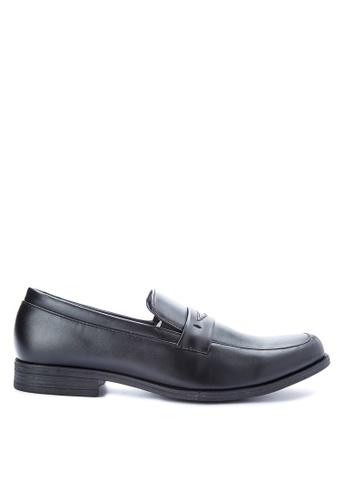 H2Ocean black Gregory Formal Shoes H2527SH0JW4OPH_1