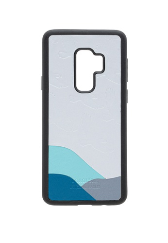 POROLUXE grey PHONE CASE FOR SAMSUNG S9+ C23C8ACB2743FBGS_1