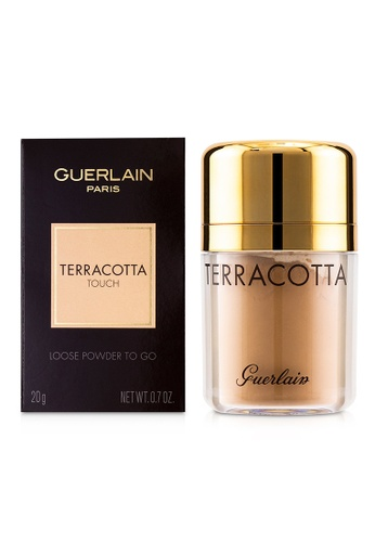 Guerlain GUERLAIN - Terracotta Touch Loose Powder To Go - # Deep 20g/0.7oz F9F6DBE2422DA0GS_1
