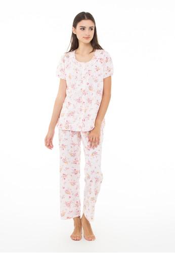 Pajamalovers Yustine Pink