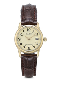 b7810df54e151b Casio brown and gold Casio LTP-V002GL-9BUDF Watch AA217ACF7276CCGS_1