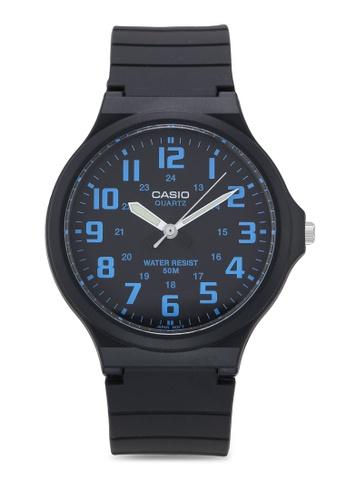 Casio black Casio MW-240-2BVDF Watch 78764ACB266DF9GS_1