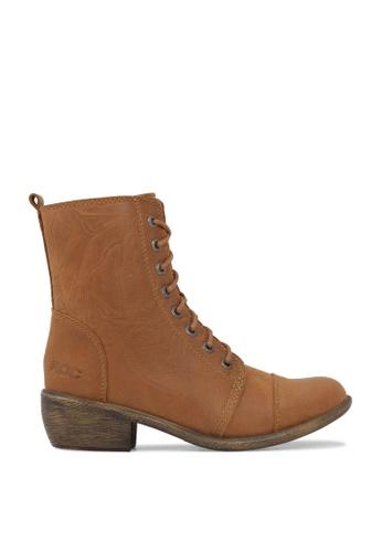 ROC Boots Australia brown Territory Tan Boots RO289SH0FF18SG_1