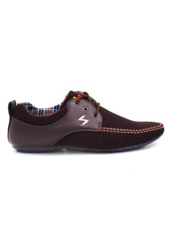 midzone brown EXO SCORPION Fashion Slip On B4ED6SH12825B2GS_1