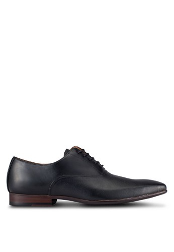 ALDO black Craosa-R Oxford Dress Shoes AL087SH0RL7OMY_1