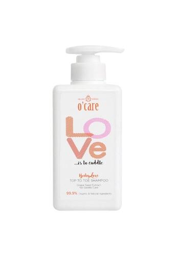 O'care O'Care Baby Love Top To Toe Shampoo 500ml 0516DBE3039854GS_1