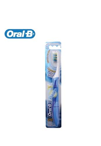 Oral-B Oral B Pulsar (Soft) Toothbrush 1 Count 7FFB8ES9838342GS_1