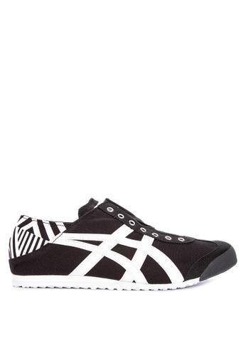 Onitsuka Tiger black Mexico 66 Paraty Sneakers 2B34BSH0B8B834GS_1