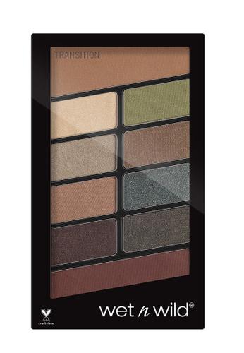 Wet N Wild Wet n Wild Color Icon Eyeshadow 10 Pan Palette - Comfort Zone 00F6ABE716EEBFGS_1