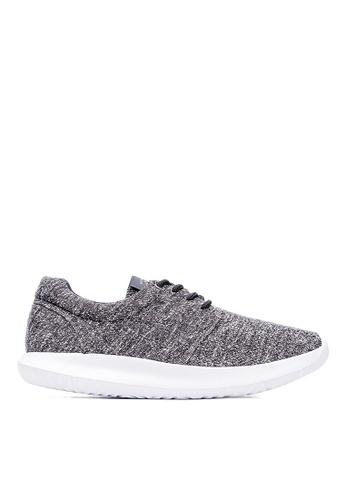 Life8 black Sport Lightweight Casual Shoes Sneakers-09598-Black LI283SH0FFGUSG_1