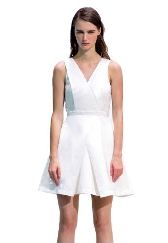 N12H white Pool Side Dress N1377AA0GQJ1SG_1