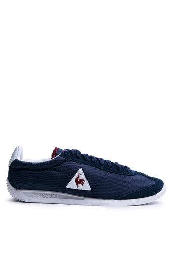 Le Coq Sportif navy Quartz Nylon Shoes 48E22SHABFAEFBGS_1
