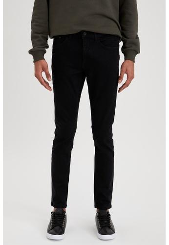 DeFacto black Martin Super Skinny Trousers E7427AAED22761GS_1