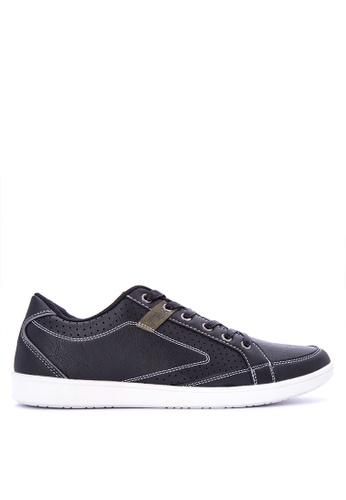 Fila black Karl Sneakers 4BCDDSH44495D7GS_1