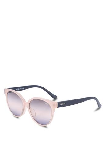4f4c0ca4fb9 Shop Vogue Vogue VO5246SF Sunglasses Online on ZALORA Philippines