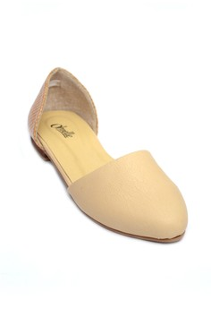 Roxy D'Orsay Pointed Flats