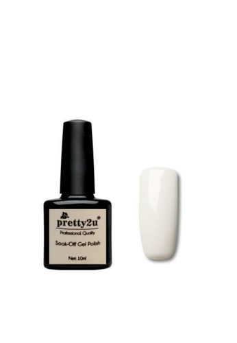 Pretty2u white Soak Off Gel Polish 1 PR716BE68AETMY_1