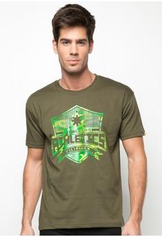 Camou Athletics T-shirt