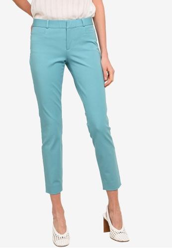 Banana Republic blue Mid-Rise Skinny Sloan Pants A071BAA3D57812GS_1