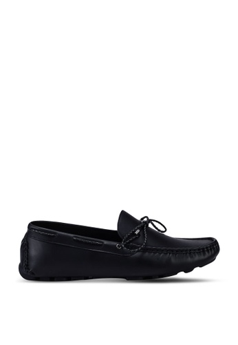 Louis Cuppers black Casual Loafers C499ASHAC66822GS_1