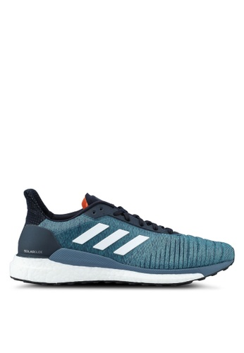 adidas blue adidas solar glide m 6D37FSHB36A7B6GS_1