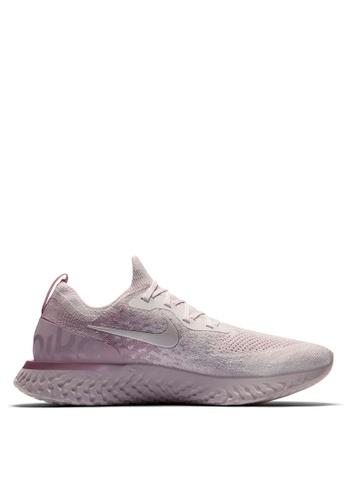 Nike pink Men's Nike Epic React Flyknit Running Shoes 6E906SH8445F98GS_1