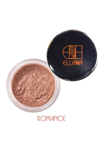 Ellana Mineral Cosmetics brown Romance Loose Multipurpose Pigments 16F76BE7523B35GS_1