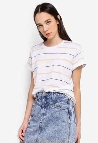Cotton On white Tbar Fox Graphic T-Shirt 3E7D9AA187EDBEGS_1