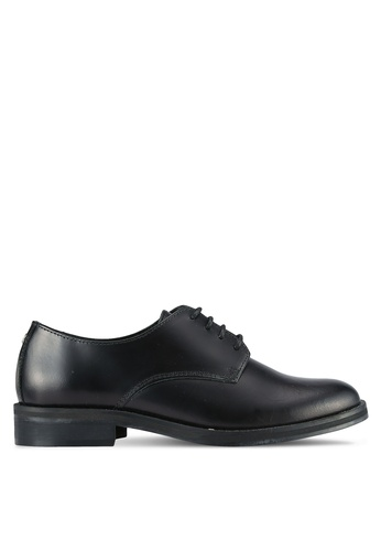 Guess black Derby Sonya Shoes GU020SH0S7KSMY_1