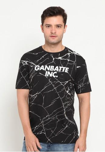 Ganbatte Inc black Black Marble 4FD05AA6C0E850GS_1