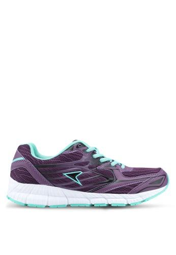 Power purple Power Womens Running Shoes 80EC3SHA7B2056GS_1