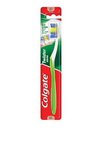 COLGATE Colgate Twister Toothbrush Valuepack 3s (Soft) 327F0ES1E9BAEBGS_1