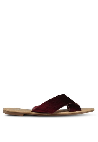 Rubi 紫色 質感拖鞋 15875SHC6E0743GS_1