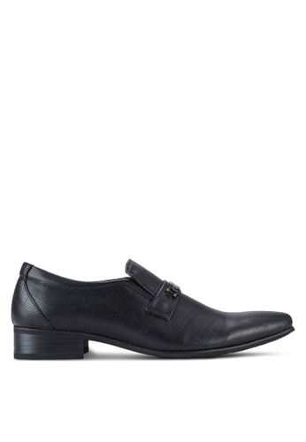 Knight black Business Shoes KN875SH00EQLMY_1