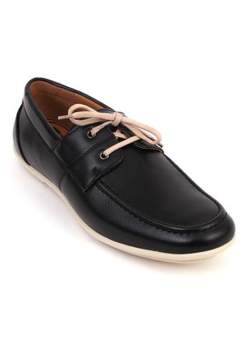 7soles black Marlow Mens Casual Shoes F1359SH64F96D9GS_1