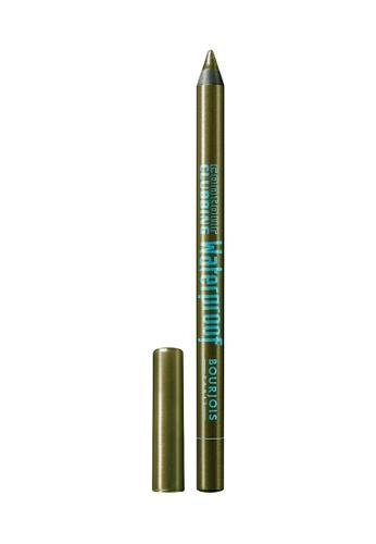 Bourjois green Contour Clubbing Waterproof Eyepencil #62 So Kaki's Matique BO885BE42BCBSG_1