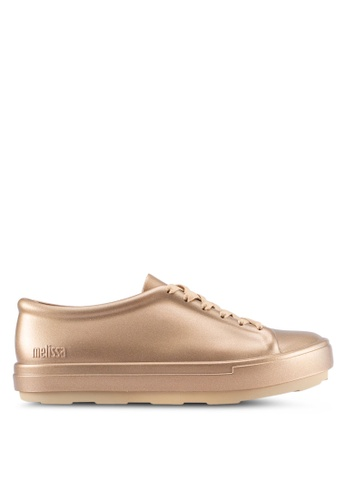 Melissa gold Melissa Be Shine Ad Sneakers ME121SH0SX7SMY_1