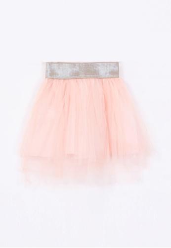 Bove by Spring Maternity pink Tutu Skirt 4D505KA162319BGS_1