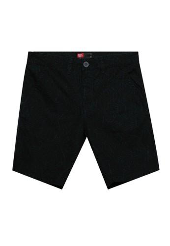 No Fear navy Matador - Slim Fit Walkshort Cotton 6718FAA8E37E9BGS_1
