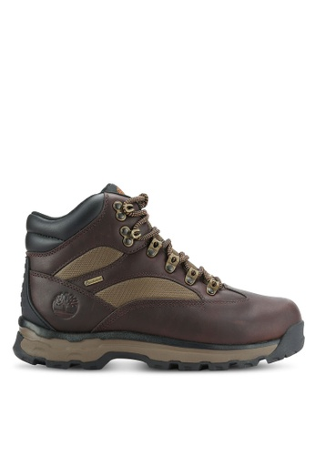 Timberland brown Chocorua Trail 2 Mid with Gore-Tex Boots TI063SH0RIF6MY_1
