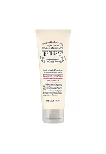 THE FACE SHOP THEFACESHOP The Therapy Essential Foaming Cleanser 2DA41BEABD270AGS_1