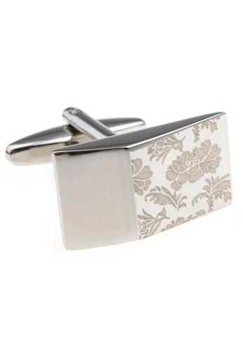 The Little Link Cufflinks silver Perennial cufflinks TH089AC0FUCLSG_1