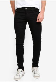eaa696355ca Fidelio black 3060 Skinny Strechable Jeans D3A3FAAF2A49BCGS 1